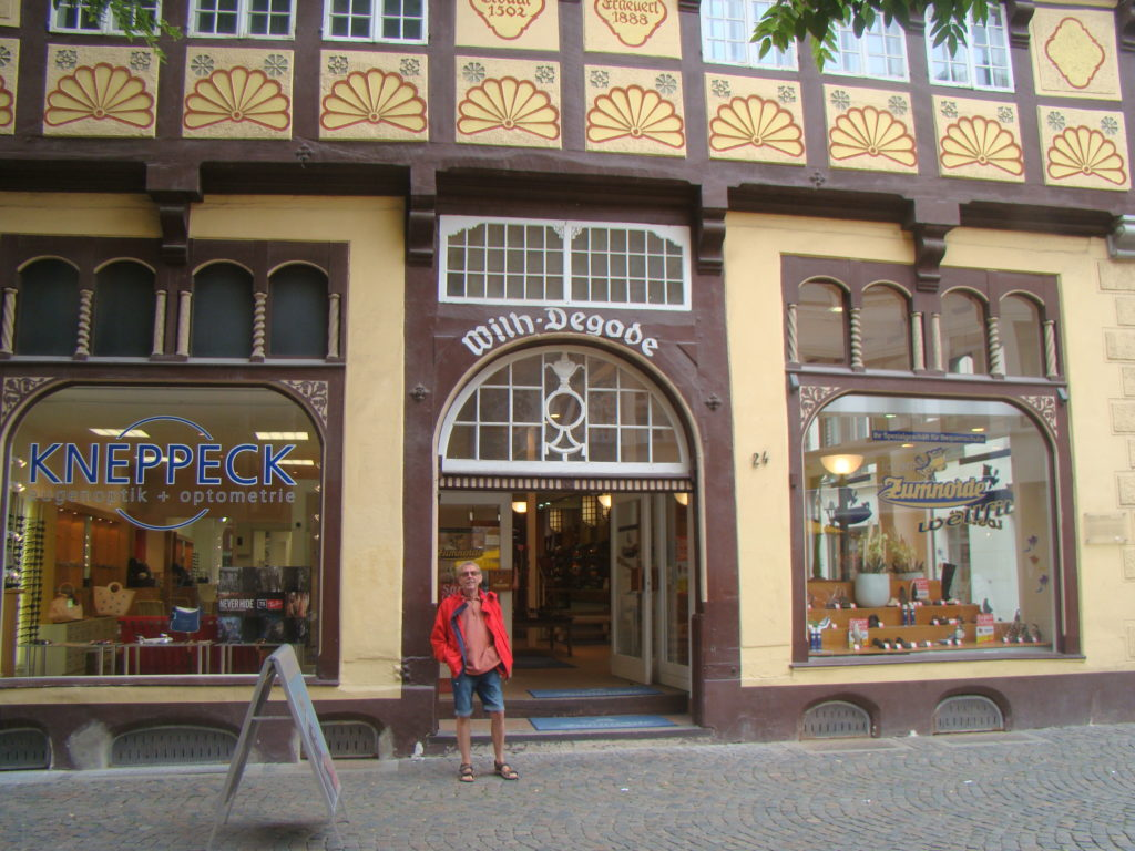 WilhemdeGode Haus in Oldenburg